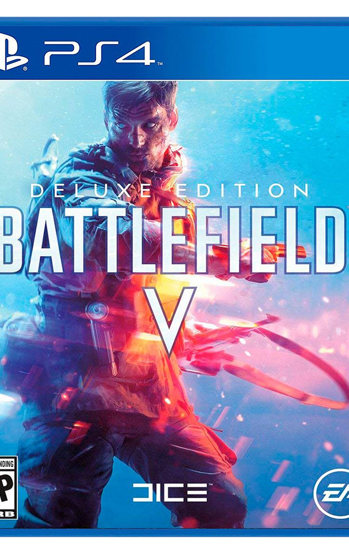 Battlefield V Ed Deluxe PS4 Nuevo