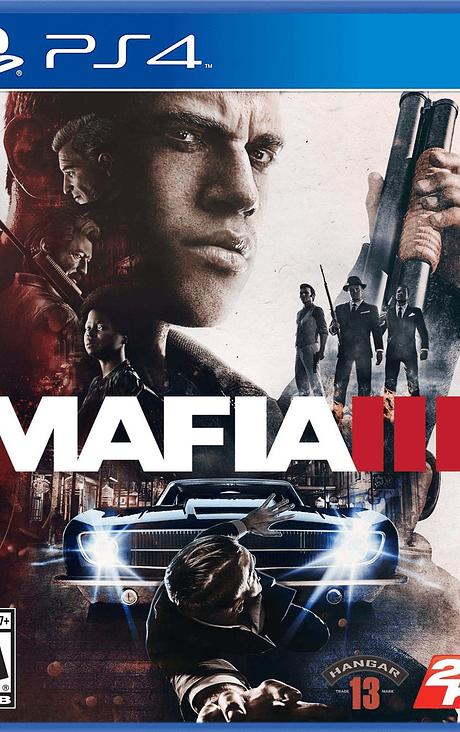 Mafia 3 ps4 Nuevo
