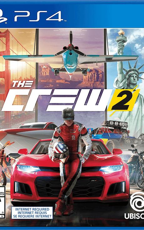 The Crew 2 ps4 nuevo