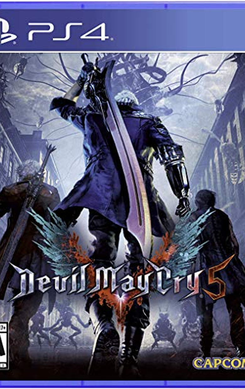 Devil May cry ps4 nuevo