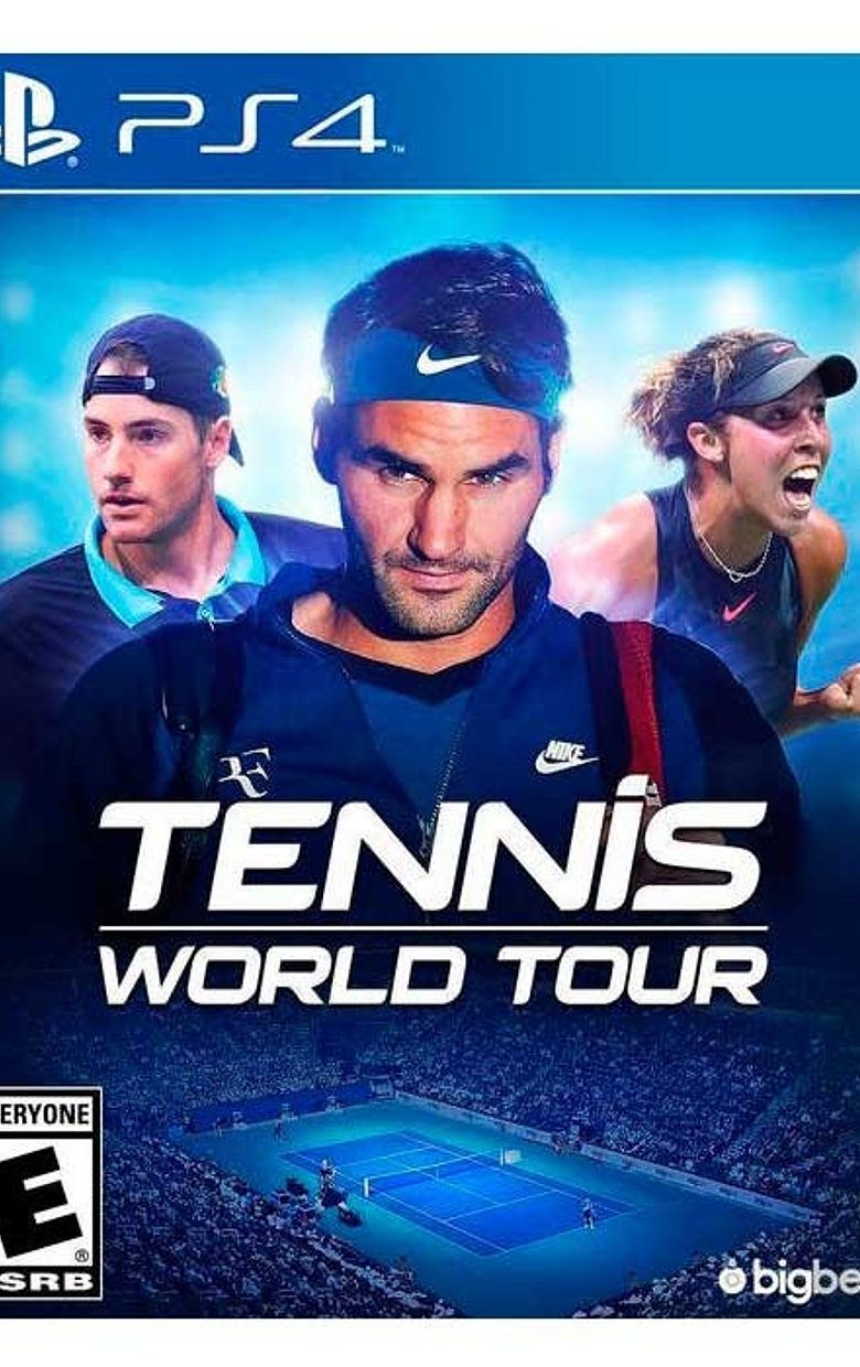 Tennis World Tour ps4 nuevo