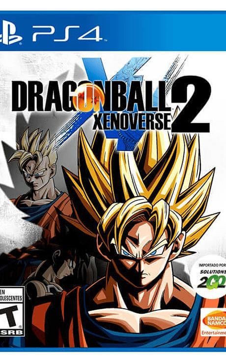 Dragon Ball Xenoverse 2 PS4 Nuevo