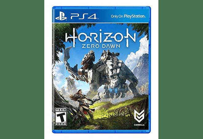 Horizon ps4 nuevo