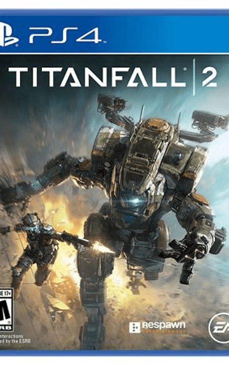 Titanfall 2 ps4 nuevo