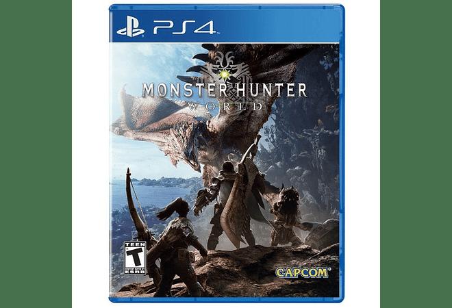 Monster Hunter Ps4 Nuevo