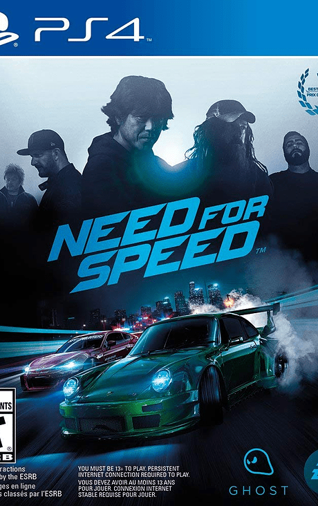 Need for speed ps4 nuevo