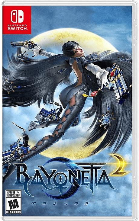 Bayoneta 2 Nintendo Switch Nuevo