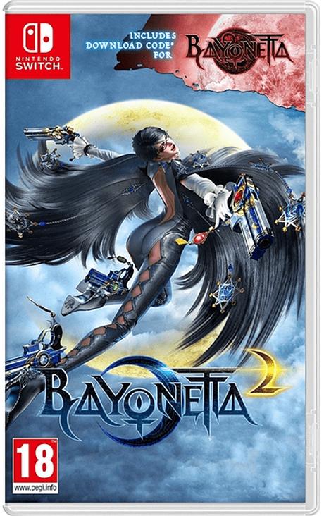 Bayonetta 1 y 2 Nintendo Switch Nuevo