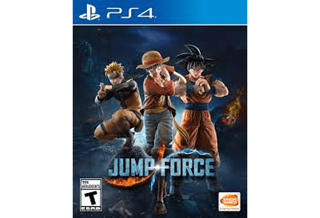 Jump Forces ps4 nuevo