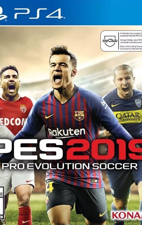 PES 2019 ps4 nuevo