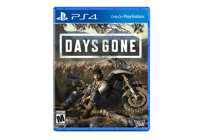 Days Gone ps4 nuevo