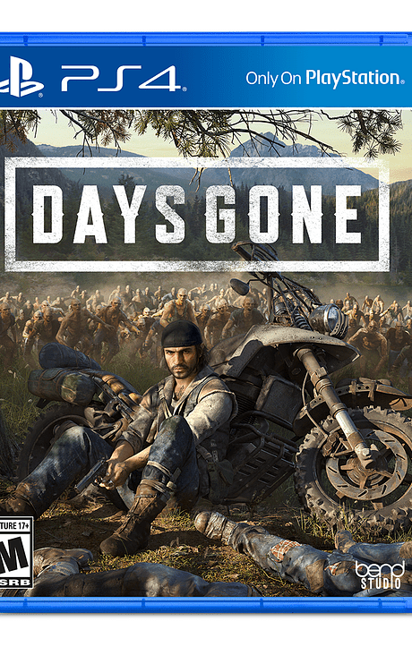 Days Gone ps4 nuevo
