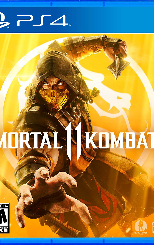 Mortal Kombat 11 PS4 nuevo Latam