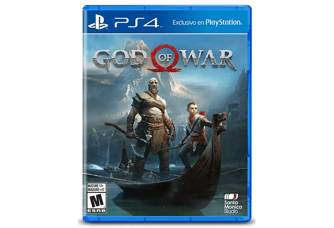 God of War PS4 nuevo