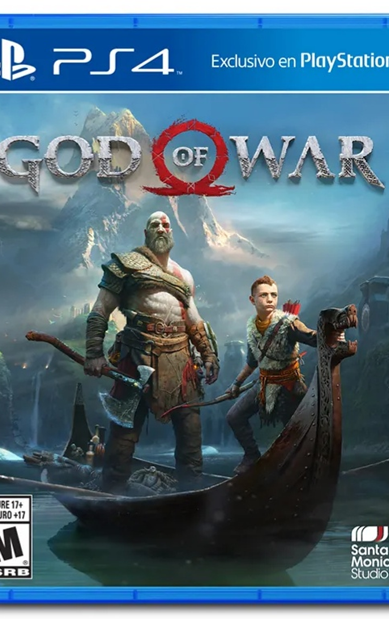 God of War PS4 nuevo