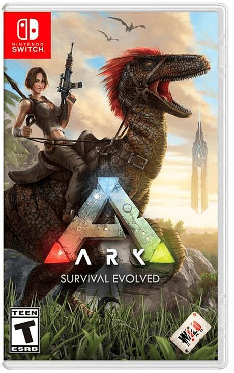 Ark Evolve Nintendo Switch Nuevo