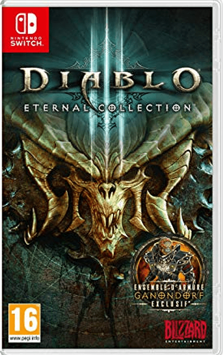 Diablo III Eternal Collection Nintendo Switch Nuevo