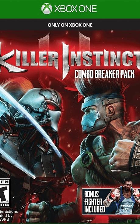 Killer Instrict Xbox one Nuevo
