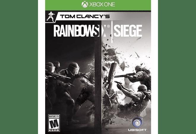 Rainbow Six xbox one nuevo