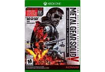 Metal gear Definitive edition xbox one