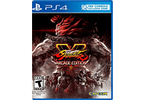 Street Figther V arcade edition Ps4 nuevo