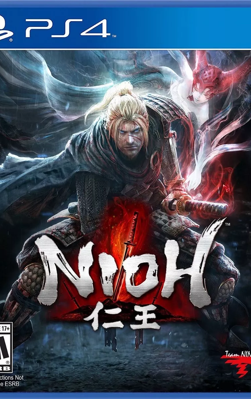 Nioh Ps4 nuevo