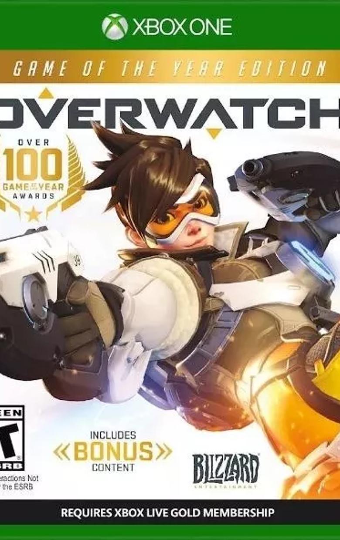 Overewatch Xbox one nuevo