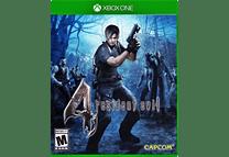 RESIDENT EVIL 4 XBOX ONE NUEVO