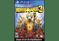 Borderlands 3 Nuevo Disponible ps4
