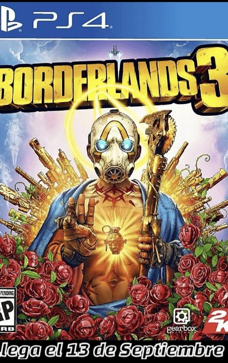 Borderlands 3 Nuevo Disponible!!
