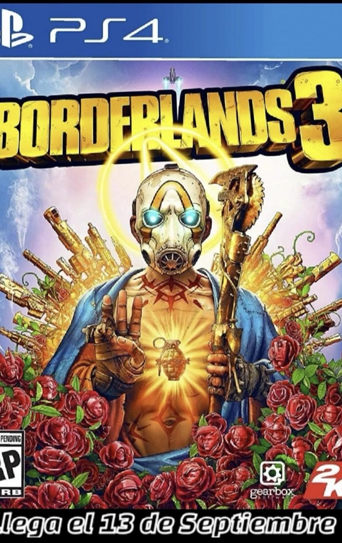 Borderlands 3 Nuevo Preventa!!