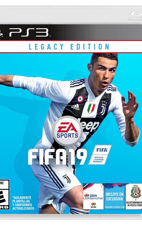 Fifa 19 ps3 nuevo