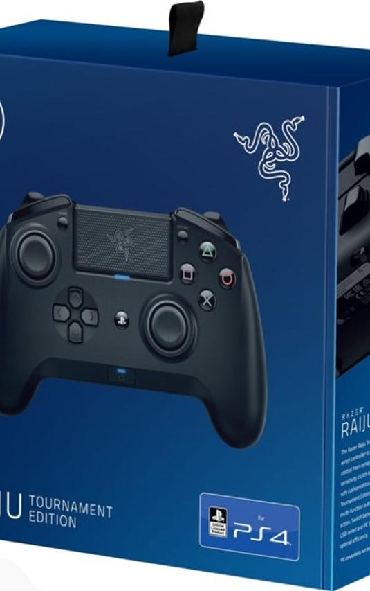 CONTROL RAZER RAIJU ULTIMATE PS4 PROFESIONAL