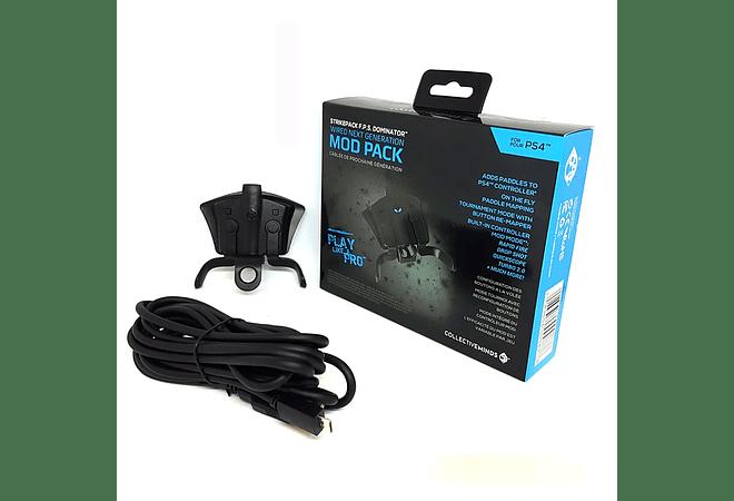 MODPACK FPS Dominator PS4 (Paletas configurables por cable)