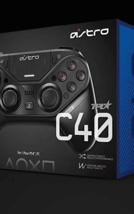 CONTROL PROFESIONAL C40 ASTRO PS4