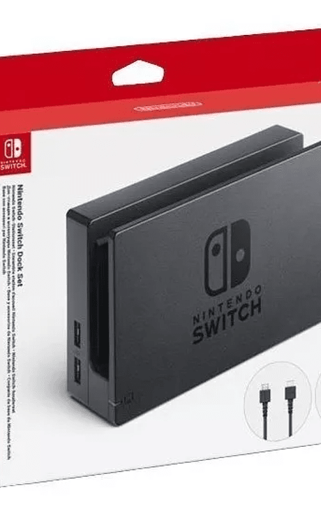 DOCK SET N SWITCH NUEVO