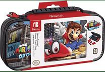 Estuche Rigido Protectora Nintendo Switch Mario Odissey