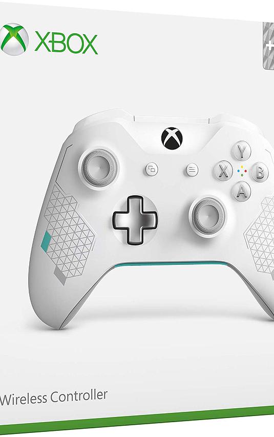 Control Xbox s one white Sports