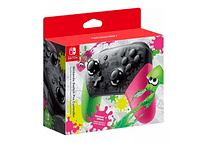 Control Pro Splatoon 2 Nintendo Switch Generico
