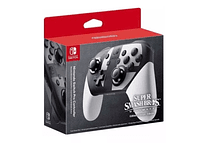 Control Pro Nintendo Switch Edición Smash Bross Ultimate JAPONES