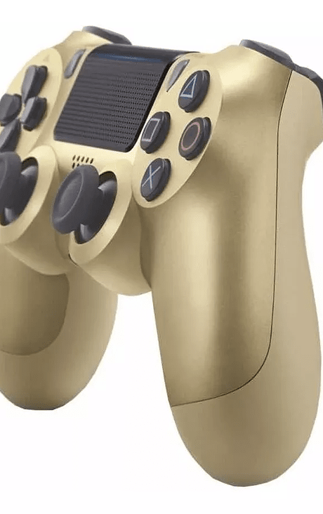 Control Ps4 Dualshock 4 Gold Dorado