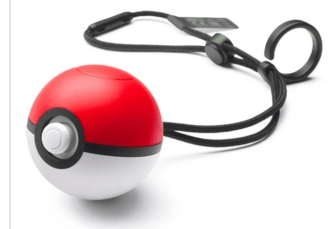 Pokeball Plus Nintendo Switch