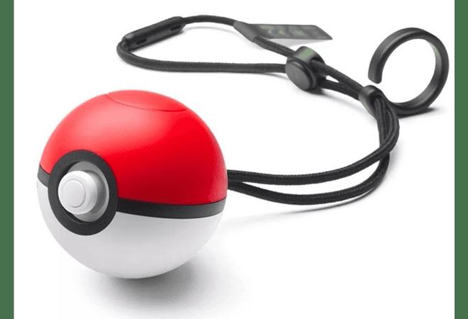 Pokeball Plus Nintendo Switch