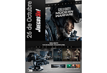 Call of duty modern Warfare Dark Edition Disponible!