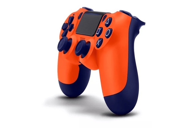 CONTROL NARANJA PS4 V2 ( generico)