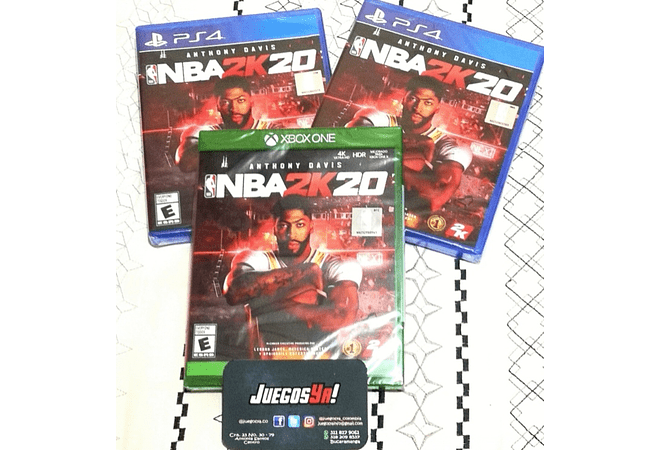 Nba2k20 Ed Estándar !! PS4