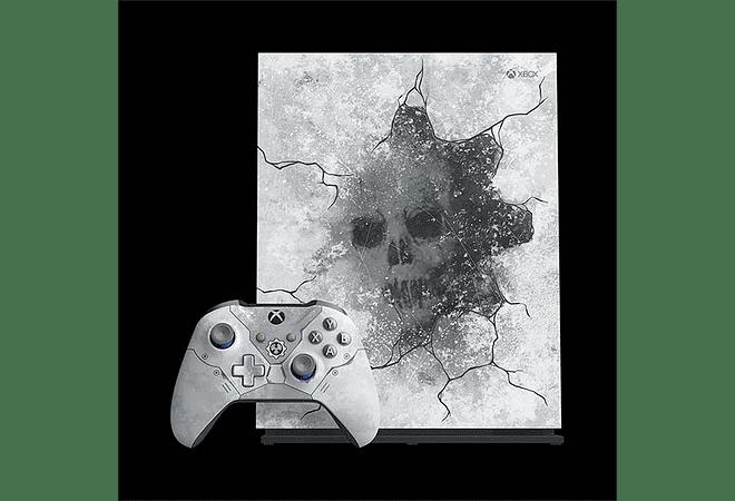 Xbox one X Ed Gears 5 USADA 8/10