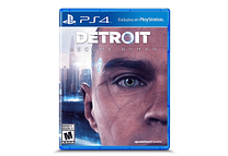 Detroit Become Human Ps4 Nuevo