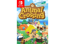 Animal Crossing Nuevo Nintendo Switch