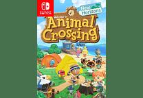 Animal Crossing Nuevo Nintendo Switch